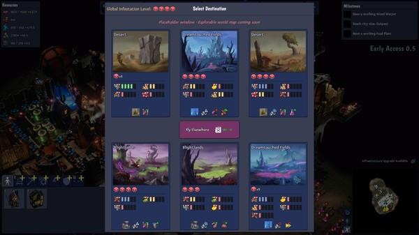 Dream Engines: Nomad Cities Screenshot 14