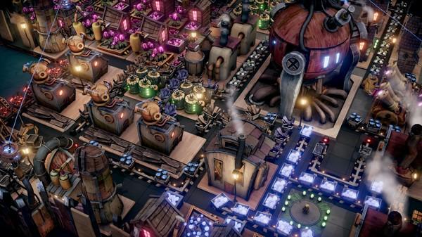 Dream Engines: Nomad Cities Screenshot 18