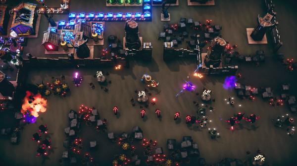 Dream Engines: Nomad Cities Screenshot 12