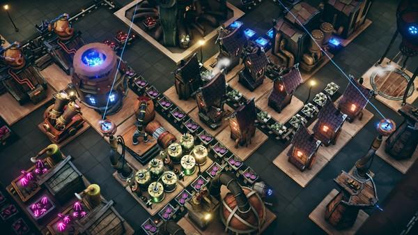 Dream Engines: Nomad Cities Screenshot 2
