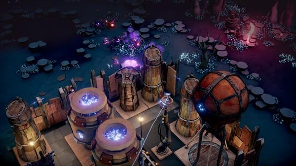 Dream Engines: Nomad Cities Screenshot 13
