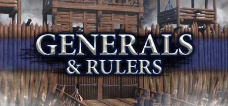 Generals & Rulers Cover Image