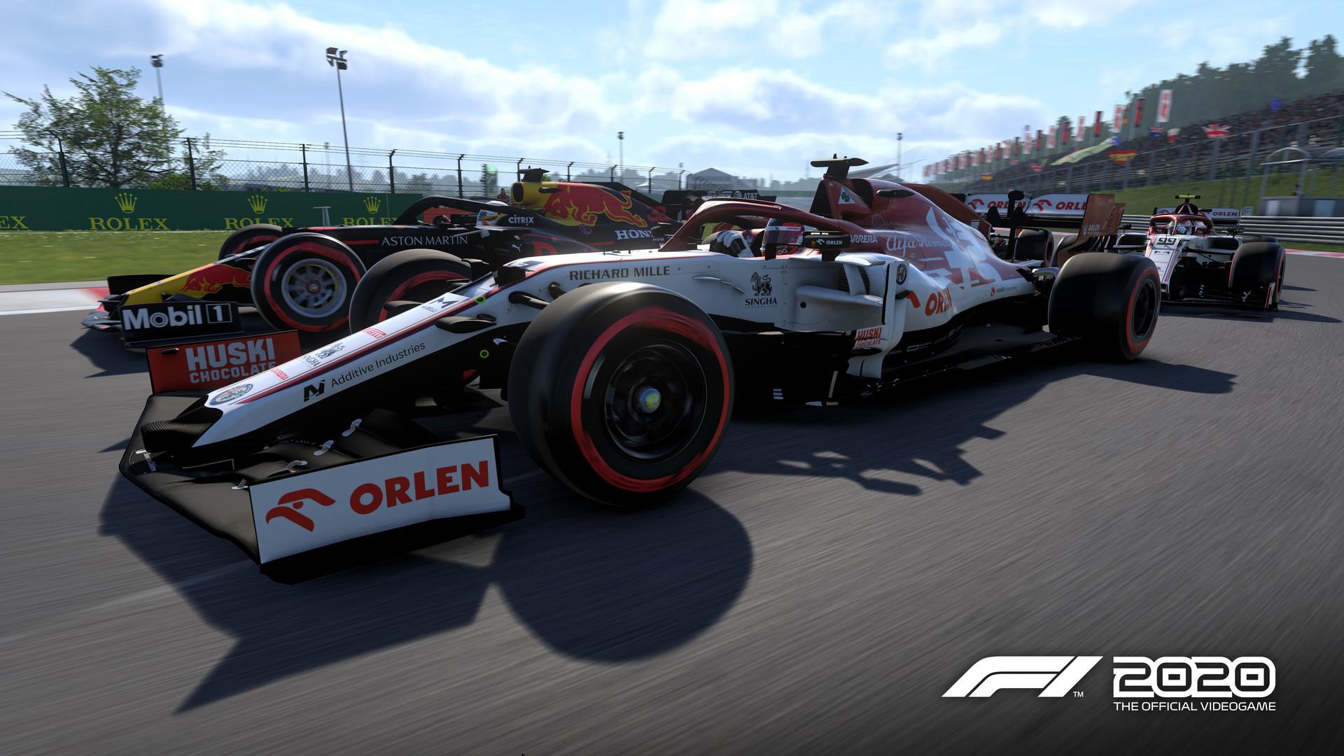 F1  2020 Free Download