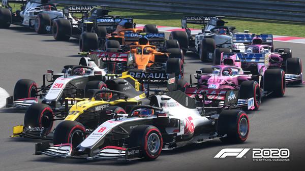 Скриншот №7 к F1® 2020