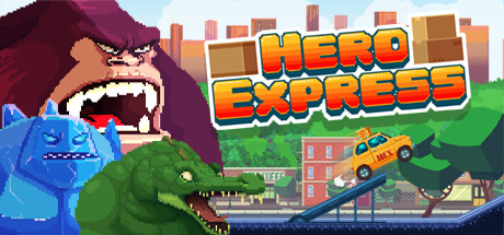 Hero Express Cover Image