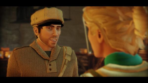 скриншот Adam's Venture Episode 1: The Search For The Lost Garden 5