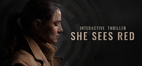 She Sees Red - Interactive Movie Cover Image