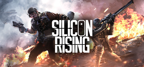 SILICON RISING Cover Image