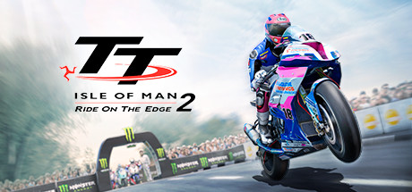 TT Isle of Man Ride on the Edge 2 Cover Image