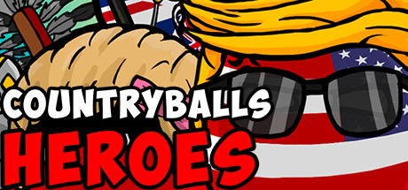 CountryBalls Heroes Cover Image