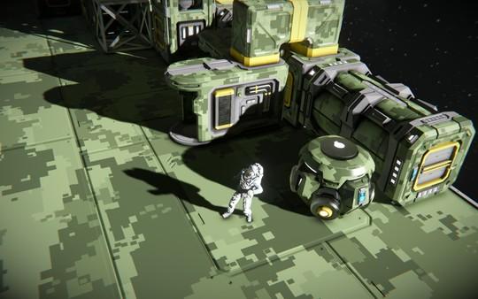 Скриншот №12 к Space Engineers - Style Pack