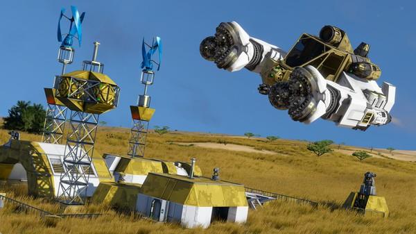 Скриншот №18 к Space Engineers - Style Pack