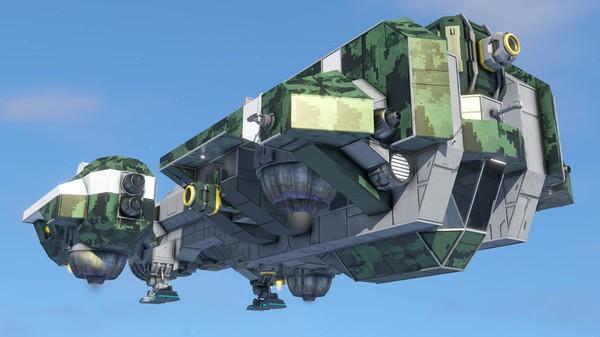 Скриншот №2 к Space Engineers - Style Pack
