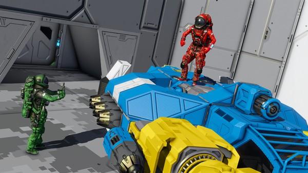Скриншот №19 к Space Engineers - Style Pack