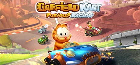 Garfield Kart - Furious Racing Cover Image