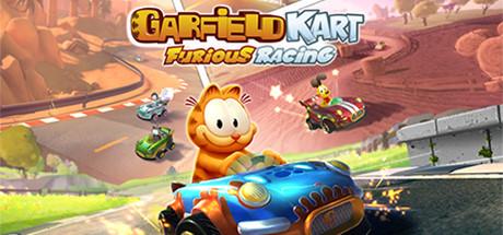 Garfield Kart - Furious Racing Cover Image