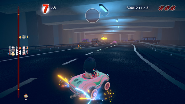 Скриншот №7 к Garfield Kart - Furious Racing