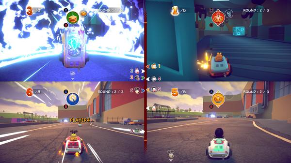 Скриншот №15 к Garfield Kart - Furious Racing