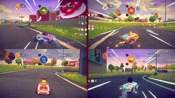 Скриншот №17 к Garfield Kart - Furious Racing