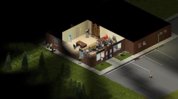 Скриншот №7 к Project Zomboid