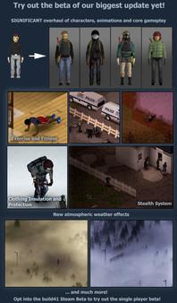 Скриншот №2 к Project Zomboid