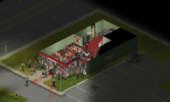 Скриншот №1 к Project Zomboid