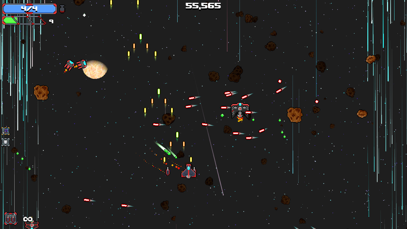 Save 51% on Space War: Infinity on Steam