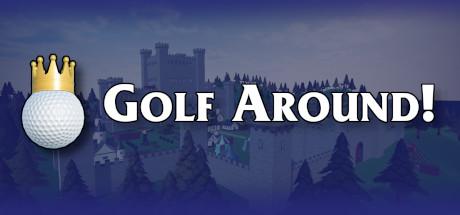 Golf Around! Cover Image