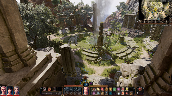 Скриншот №9 к Baldurs Gate 3