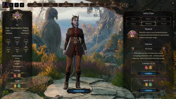 Скриншот №13 к Baldurs Gate 3