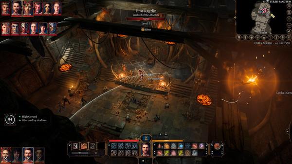 Скриншот №5 к Baldurs Gate 3