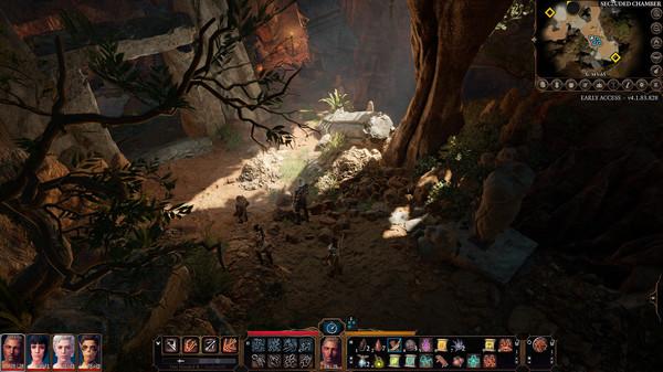 Скриншот №14 к Baldurs Gate 3