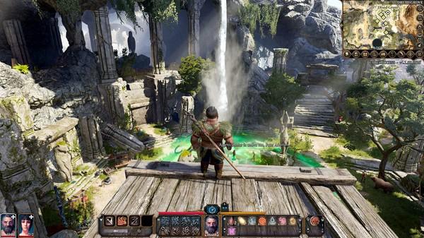 Скриншот №31 к Baldurs Gate 3