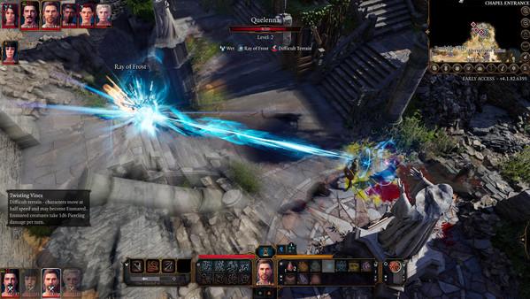 Скриншот №7 к Baldurs Gate 3
