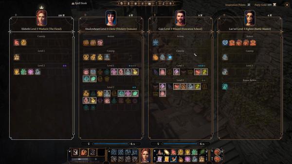 Скриншот №15 к Baldurs Gate 3