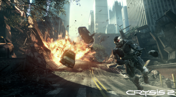 Crysis 2 - Maximum Edition screenshot