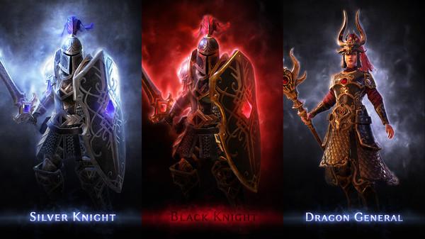 Скриншот №3 к Grim Dawn - Steam Loyalist Items Pack 2