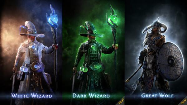 Скриншот №4 к Grim Dawn - Steam Loyalist Items Pack 2