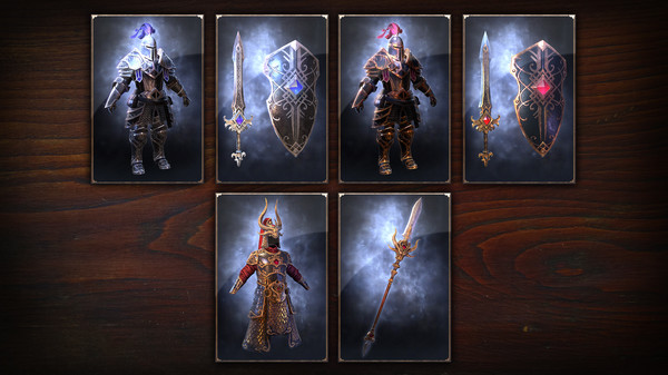 Скриншот №5 к Grim Dawn - Steam Loyalist Items Pack 2