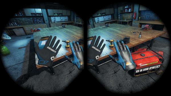 Car Mechanic Simulator VR screenshot