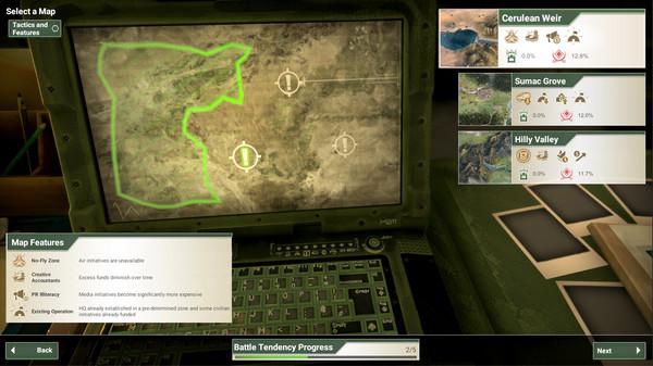 Скриншот №9 к Rebel Inc Escalation