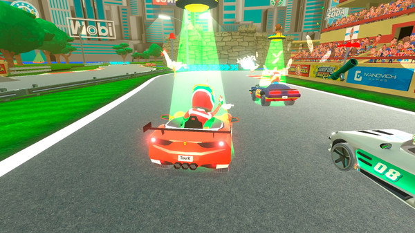 Скриншот №8 к Touring Karts