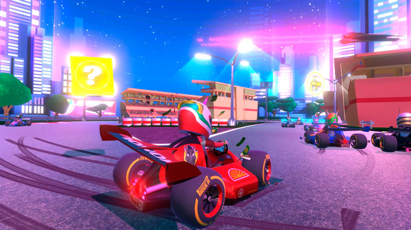 Скриншот №1 к Touring Karts
