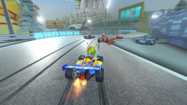 Скриншот №9 к Touring Karts