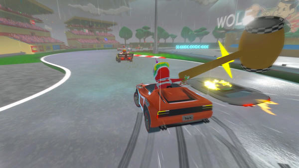 Скриншот №5 к Touring Karts