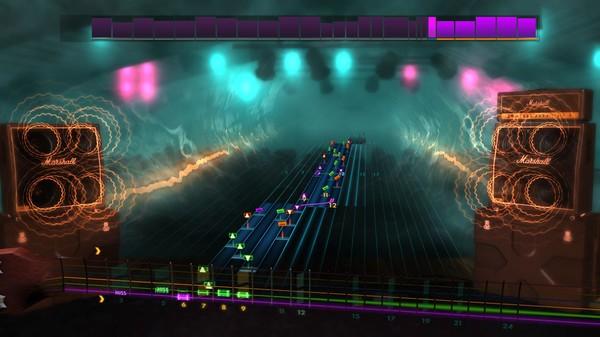 Скриншот №5 к Rocksmith® 2014 Edition – Remastered – Trivium Song Pack II