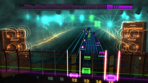 Скриншот №1 к Rocksmith® 2014 Edition – Remastered – Trivium Song Pack II