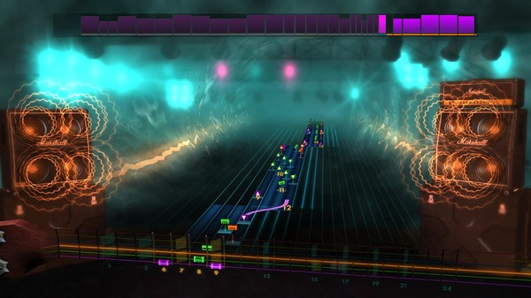 """Скриншот №2 к Rocksmith® 2014 Edition – Remastered – Trivium - """"Pull Harder on the Strings of Your Martyr"""""""