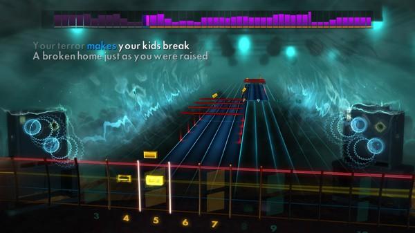 "Скриншот №5 к Rocksmith® 2014 Edition – Remastered – Trivium - ""A Gunshot to the Head of Trepidation"""