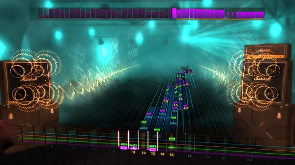 "Скриншот №1 к Rocksmith® 2014 Edition – Remastered – Trivium - ""A Gunshot to the Head of Trepidation"""